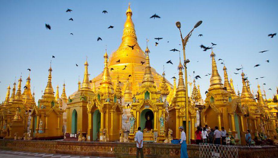 Myanmar New Year Festival