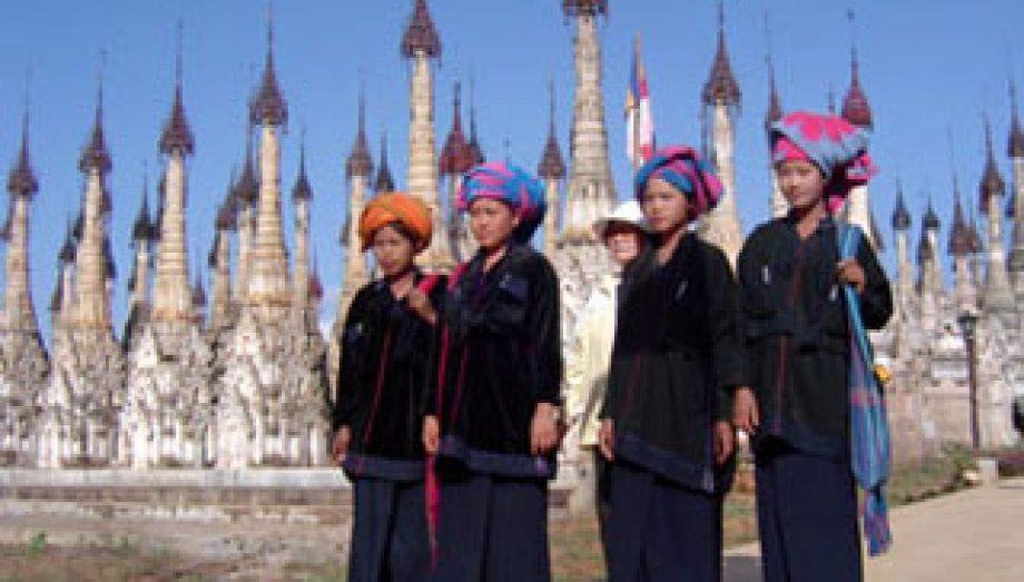 Kakku Pagoda Festival