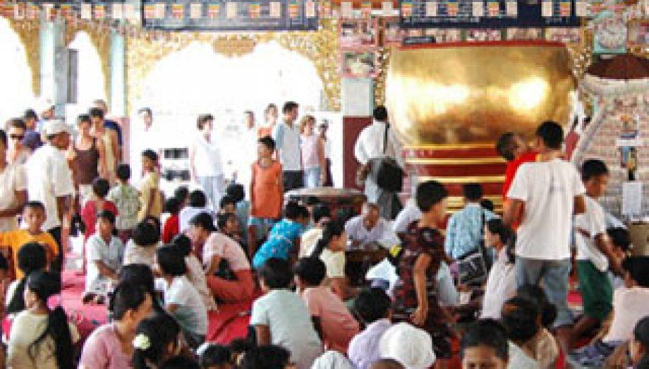 Manuha Pagoda Festival