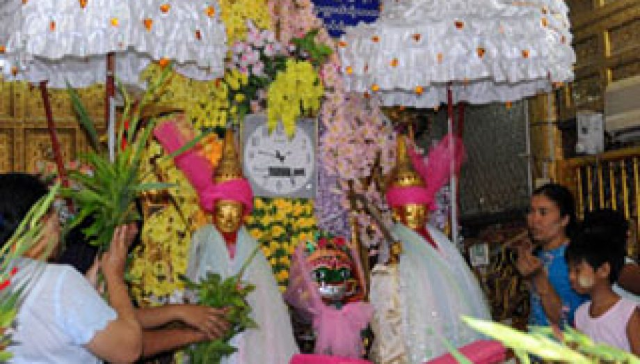 Taung Pyone Festival