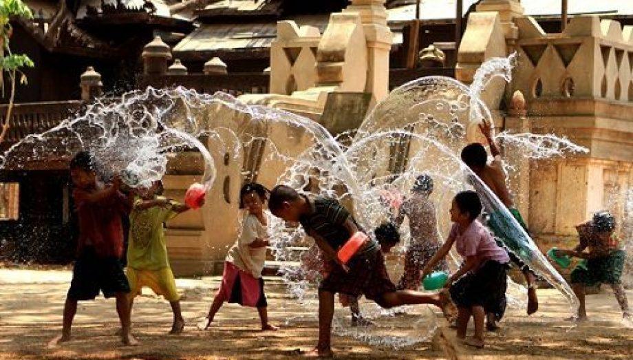Water Festival (Myanmar Thingyan)