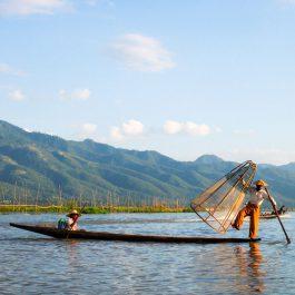 MANDALAY – HEHO - LAKE INLE