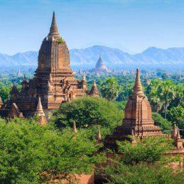 Yangon- Bagan