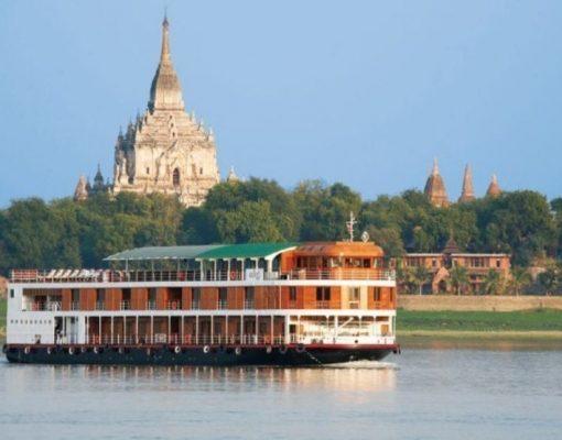 Ayravata River Cruise (or) RV Pandaw